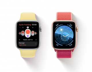 Apple verteilt Beta 2 von watchOS 6.2