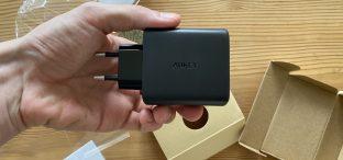 Kurzreview: Die neuen AUKEY-Quick-Charger für iPhone, iPad und MacBook