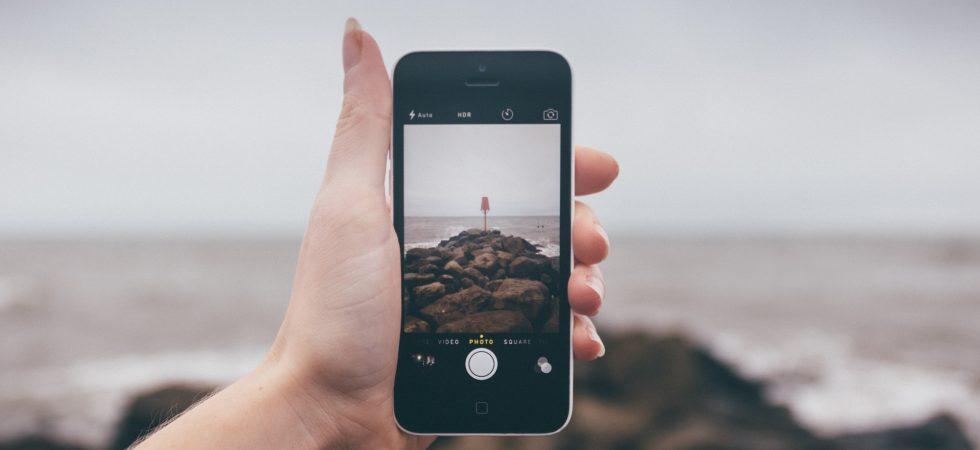Smartphone Bilder auf einem hohen Niveau kreieren