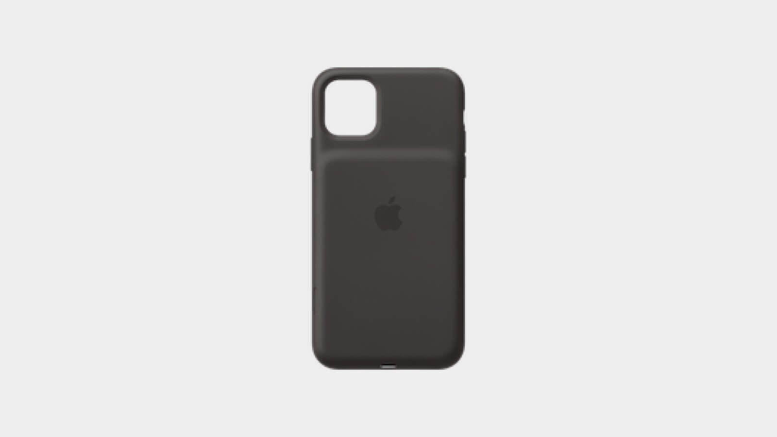 Smart Battery-Case iPhone 11 - iOS 13.2-Leak