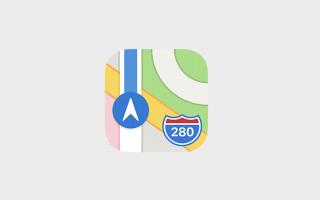 Frischer und genauer: Apple Maps in den USA in neuer Version