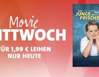 """iTunes Movie Mittwoch: """"Der Junge muss an die frische Luft"""" für 1,99 Euro leihen"""