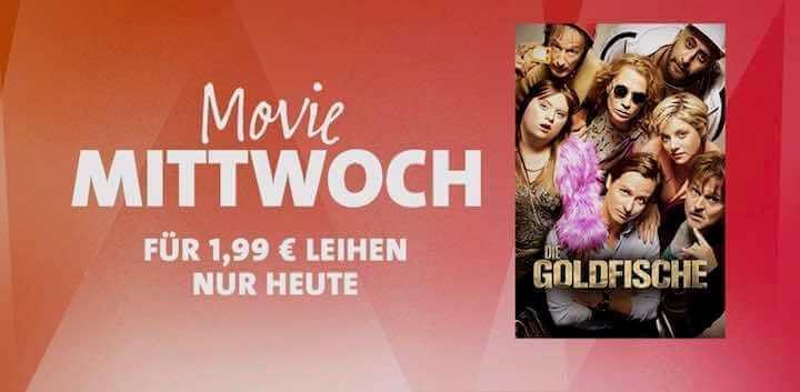 """iTunes Movie Mittwoch: """"Die Goldfische"""" für nur 1,99€ leihen • Apfellike.com"""