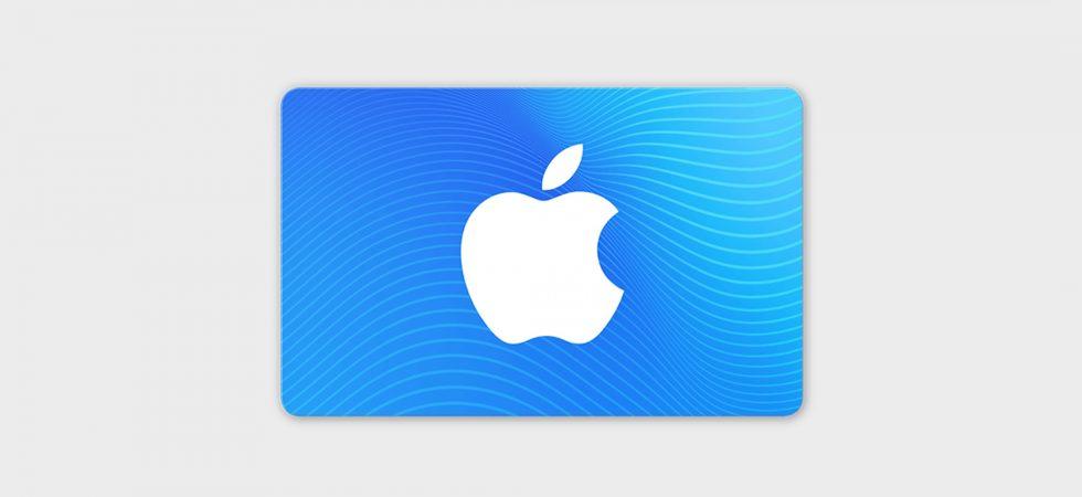 Bis zu 15 Euro sparen: Apple gibt Bonus auf iTunes-Guthaben