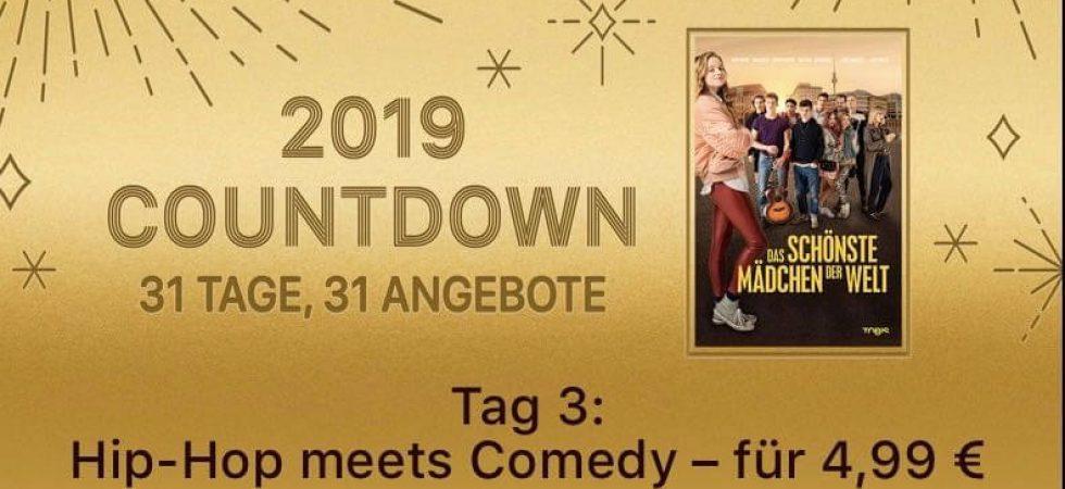 """2019 Countdown – 31 Tage, 31 Angebote: """"Das schönste Mädchen der Welt"""" für 4,99 Euro"""