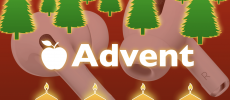 AirPods Pro gewinnen: Das Apfellike-Advent-Gewinnspiel