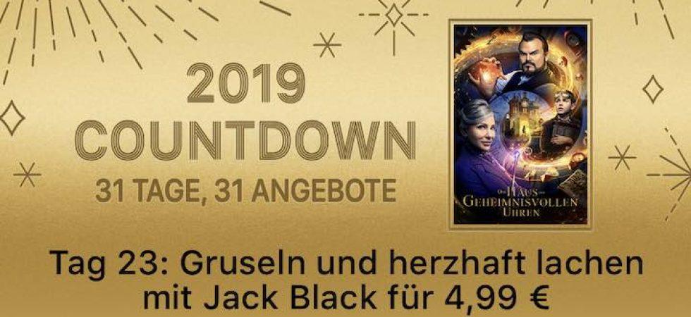 """2019 Countdown – 31 Tage, 31 Angebote: """"Das Haus der Geheimnisvollen Uhren"""" für 4,99 Euro"""