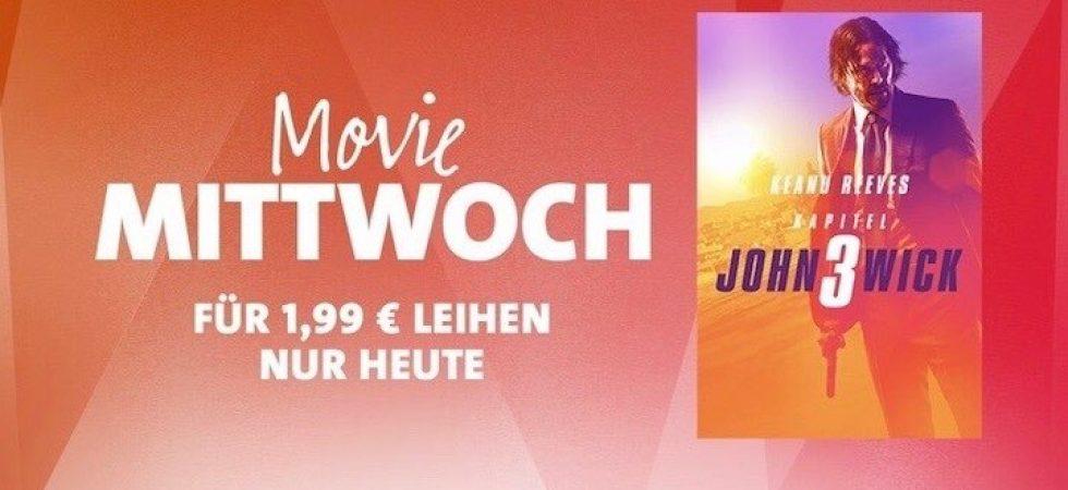 """iTunes Movie Mittwoch: """"John Wick: Kapitel 3"""" für 1,99 Euro leihen"""