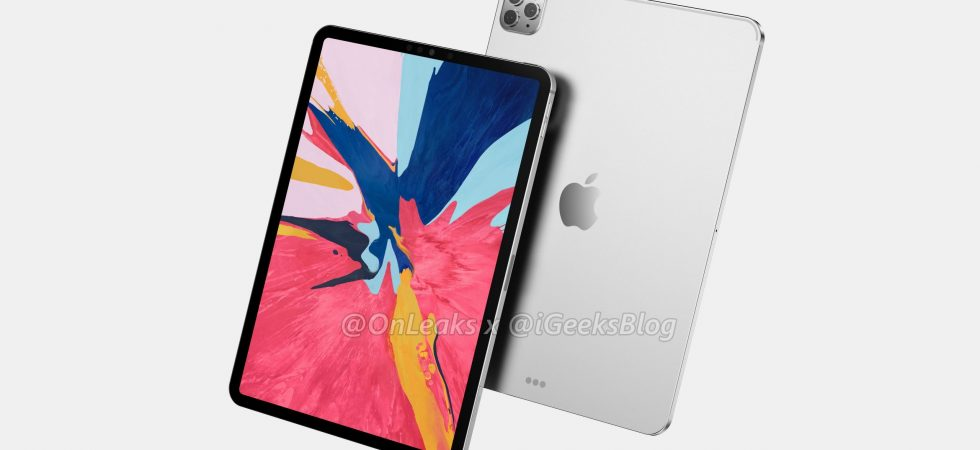 Bekommt das iPad Pro doch schon bald sein Update?