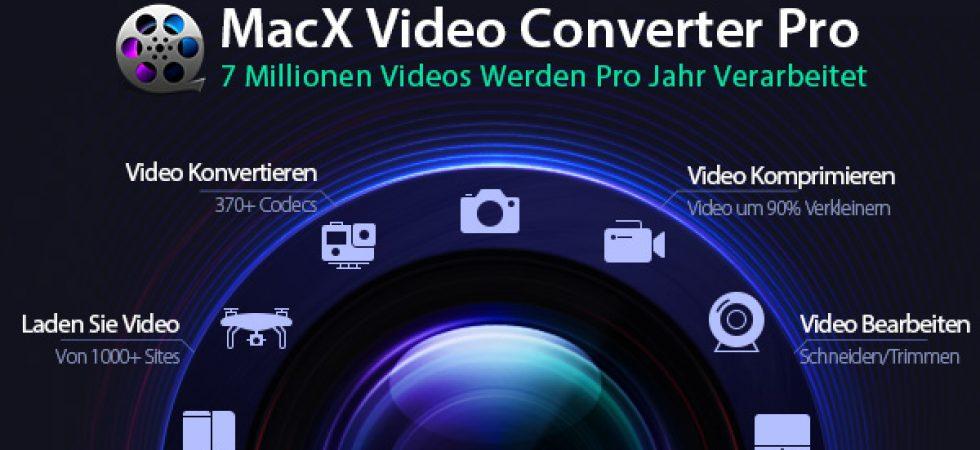 Review: Video Converter Pro für den Mac