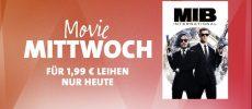 """iTunes Movie Mittwoch: """"MIB: International"""" für 1,99 Euro leihen"""