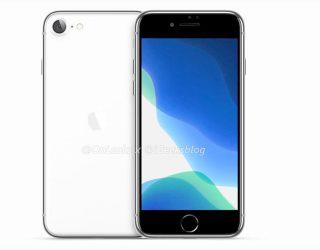 iPhone 9 zeigt sich in neuen Renderings, gefallen sie euch?