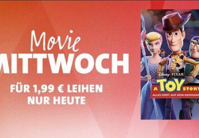 """iTunes Movie Mittwoch: """"A Toy Story"""" für 1,99 Euro leihen"""
