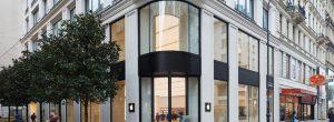 Ehrgeizig: Anfang April möchte Apple seine ersten Stores wieder öffnen