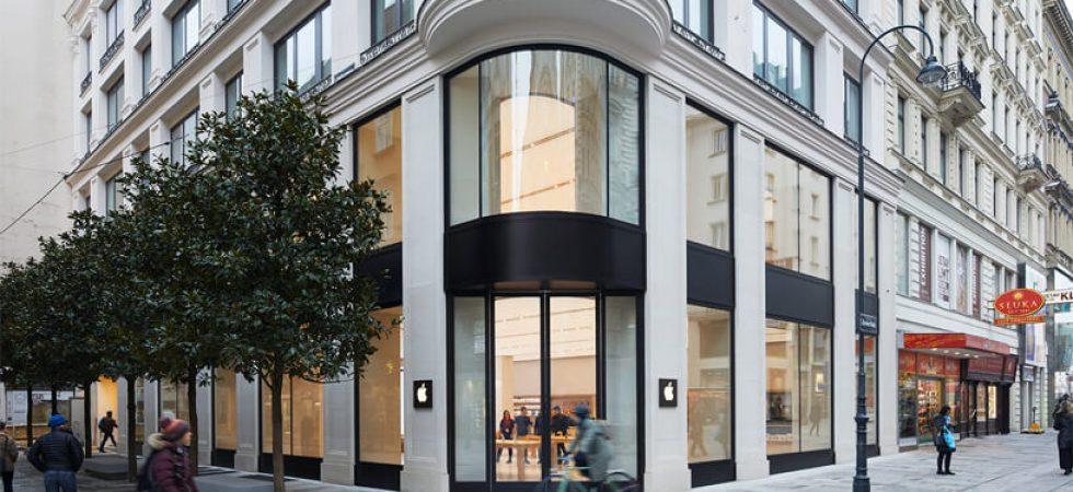 Wegen Corona: Apple schließt seine 17 Stores in Italien