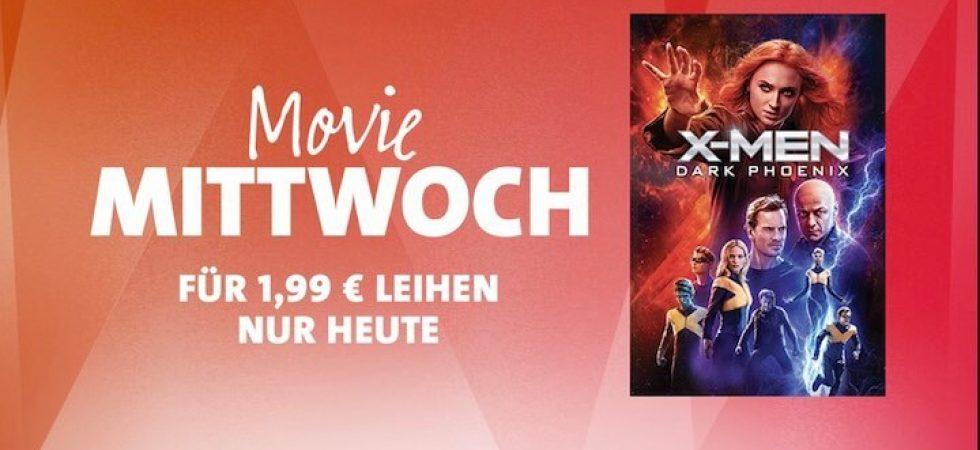 """iTunes Movie Mittwoch: """"X-Men: Dark Phoenix"""" für 1,99 Euro leihen"""