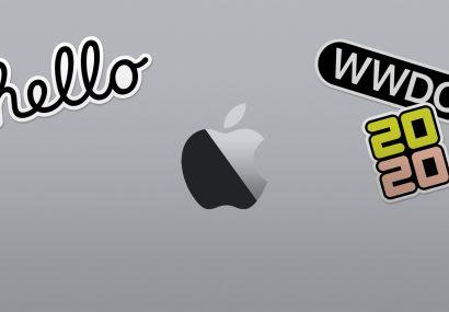 Apple kündigt virtuelle WWDC 2020 offiziell an