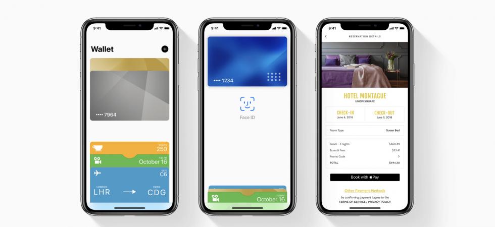 Apple Pay ist bei den Volksbanken gestartet