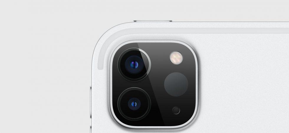 Das neue iPad Pro ist da: Dualkamera mit LiDAR-Sensor, fünf Mikrofone, besserer Sound