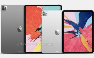 iOS 14-Leak: AirTag mit Austauschbatterie, iPad Pro mit Triple-Cam + 3D-Sensor