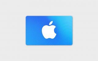 Bonus bei iTunes-Karten: 15% noch bis Samstag