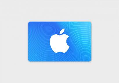 Apple bringt neue Gutscheinkarten, mit denen sich auch Hardware kaufen lässt