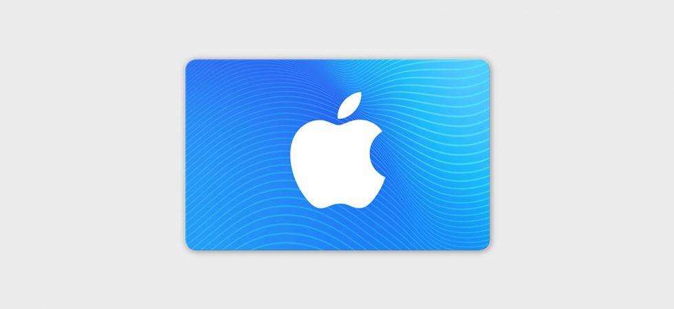 iTunes-Karten mit 15% Bonus bis Samstag