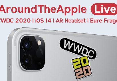 WIR SIND LIVE: YouTube-Stream über iPhone SE 2, iPad Pro 2020 und aktuelle Apple Gerüchte – Bist du dabei?