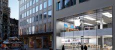 Apple führt die Maskenpflicht in den Stores in den USA wieder ein