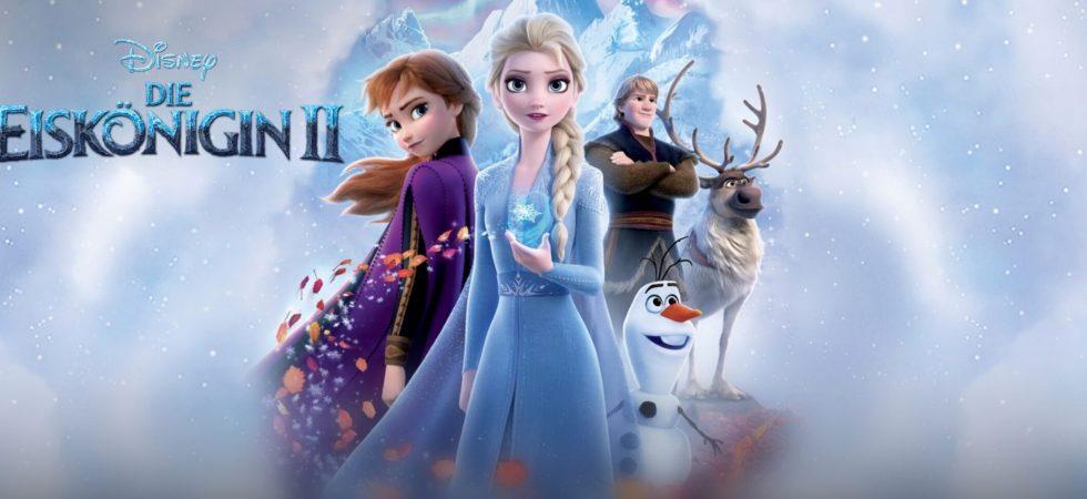 """iTunes Movie Mittwoch: """"Die Eiskönigin II"""" für 1,99€ leihen"""
