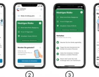 Corona-Warn-App: Update bringt besseren AR-Code-Scanner und mehr Statistiken