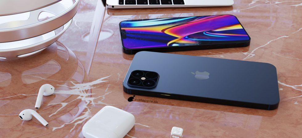 iPhone 12: Neuer Bild-Leak soll Rückseite und Spezifikationen verraten