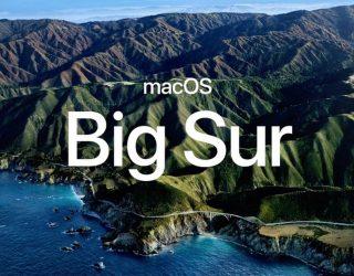 Startschuss: macOS Big Sur Public Beta jetzt auch verfügbar