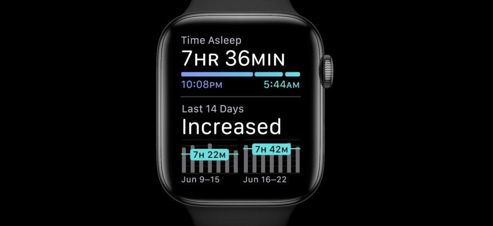 Apple veröffentlicht Public Beta 5 von watchOS 7 für freiwillige Tester