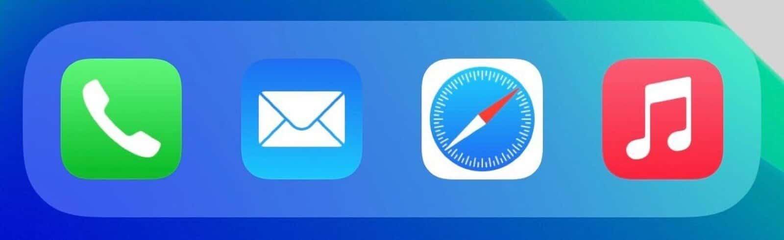 Neues Musik-Icon unter iOS 14 Beta 3 - MacRumors