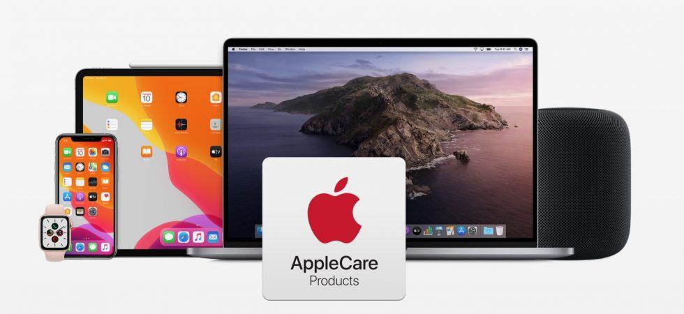 Jetzt auch in Deutschland: Apple Care+ monatsweise buchen und zahlen