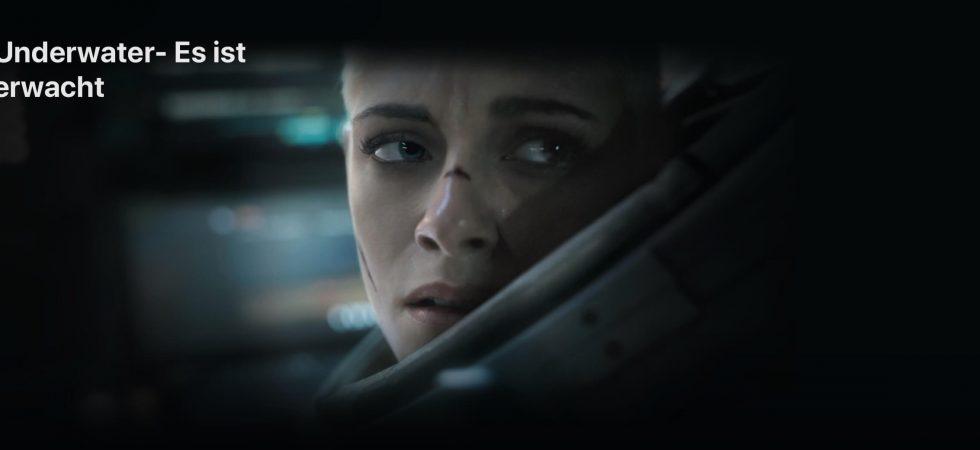 """iTunes Movie Mittwoch: """"Underwater – Es ist erwacht"""" zum Leihen für 1,99€"""