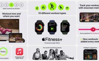 In watchOS angekündigt: Fitness+ startet wohl noch 2020