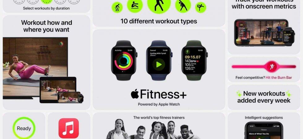 Ab Montag, aber nicht in Deutschland: Apple Fitness+ startet