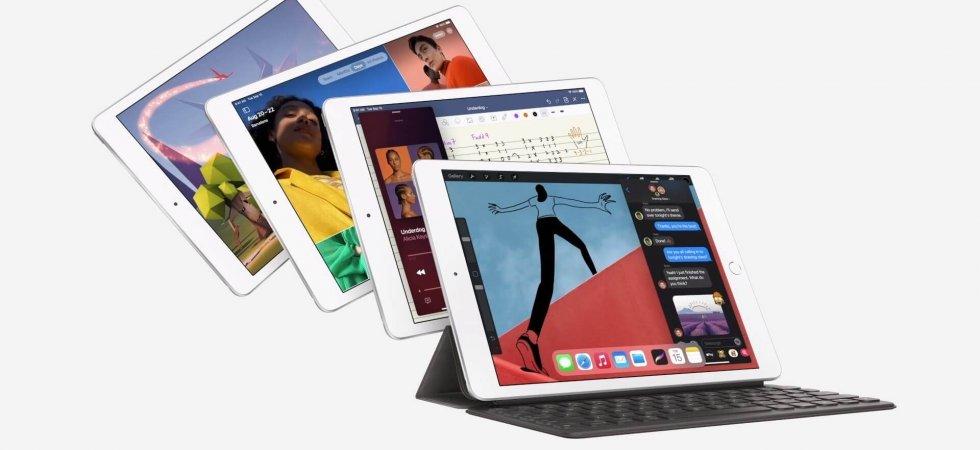 Dünner und leichter: Mögliche Apple-Pläne für iPads 2021