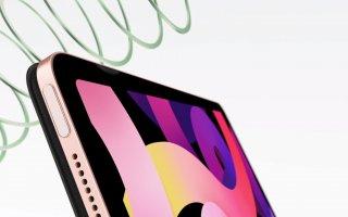Das neue iPad Air bringt Edge-to-Edge-Display, brandneuen A14-Chip, USB-C und mehr