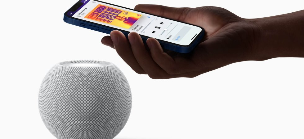 Neue HomePod Mini-Features: Software-Update auf Version 14.4 ist da