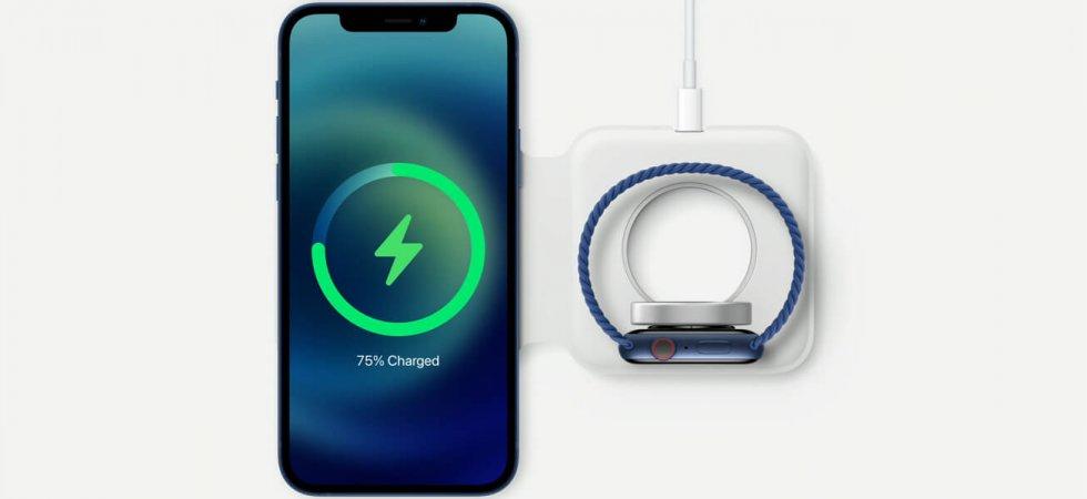 MagSafe Duo: Apples AirPower Lite lädt iPhones langsamer als versprochen
