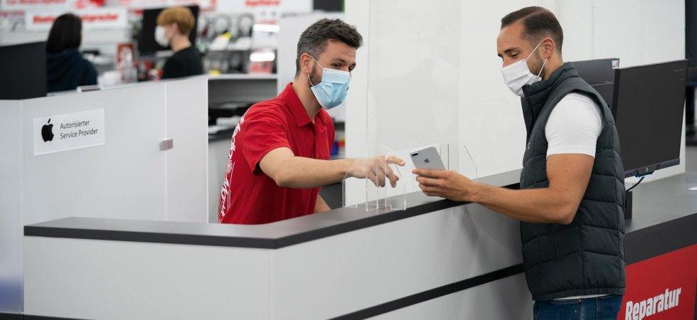 iPhone kaputt? MediaMarkt und Saturn bieten jetzt Reparatur mit Garantie und Original-Ersatzteilen