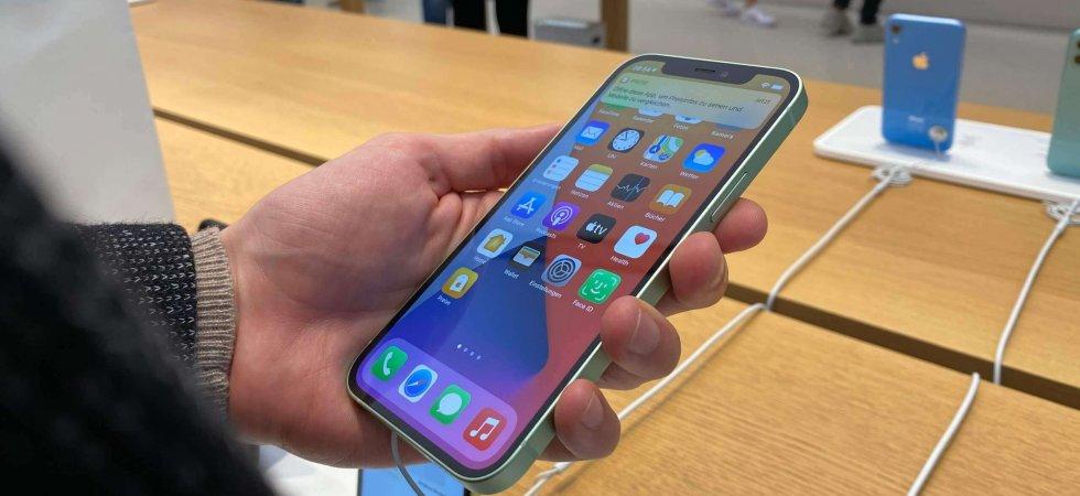 Reingeschaut: Wie sieht das iPhone 12 / Pro von innen aus und wie grün ist es?
