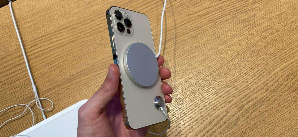 Smart Battery-Case mit MagSafe für das iPhone 12: Apple arbeitet an neuer Akkuhülle