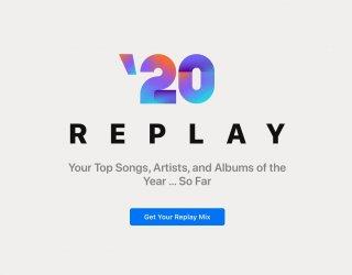 Eure Lieblingssongs 2020: So hört ihr den musikalischen Jahresrückblick auf Apple Music