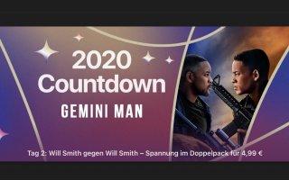"""2020 Countdown: """"Gemini Man"""" für 4,99€ kaufen"""