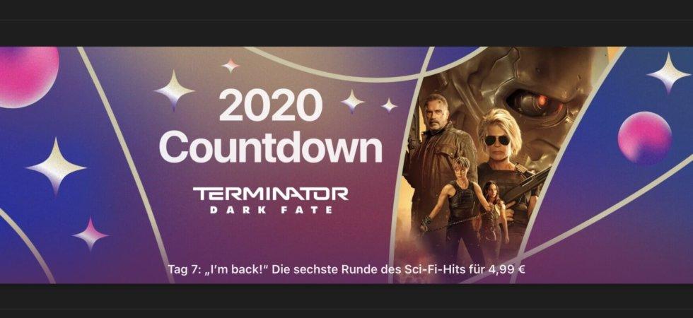 """Tag 7 im 2020 Countdown: """"Terminator -Dark Fate"""" für 4,99€ kaufen"""