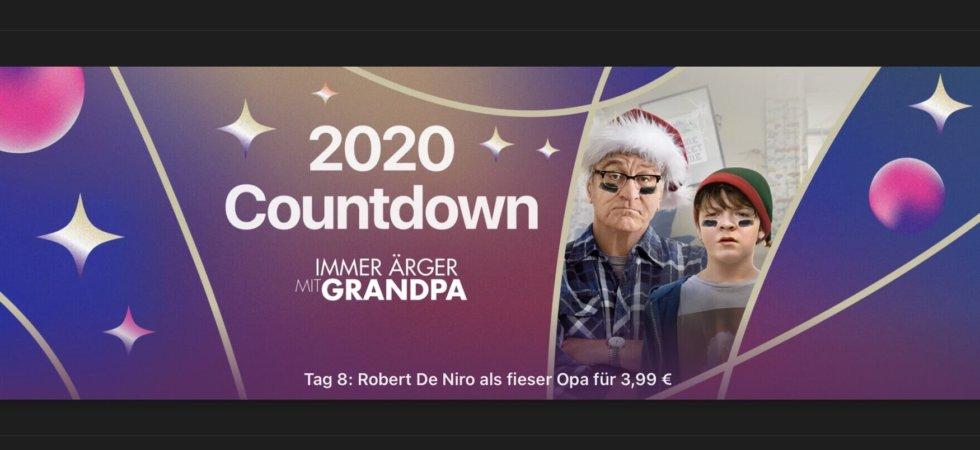 """2020 Countdown: """"Immer Ärger mit Grandpa"""" für 3,99€"""